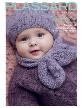 Catalogue Plassard Layette Intemporel 140