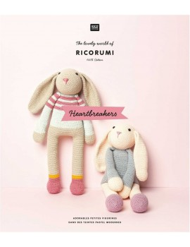 Catalogue Rico Design - Ricorumi Heartbreakers