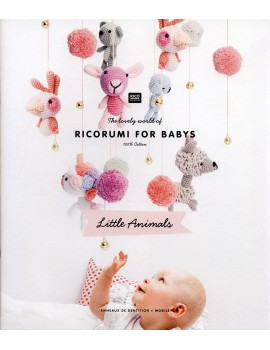 Catalogue Rico Design - Ricorumi for Babys LITTLE ANIMALS