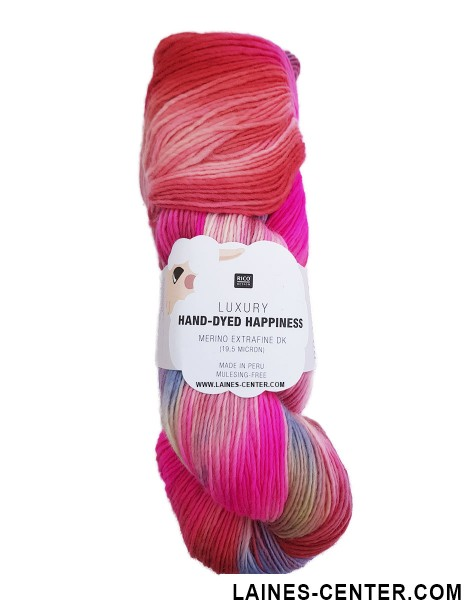 Luxury Hand-Dyed Happiness 003
