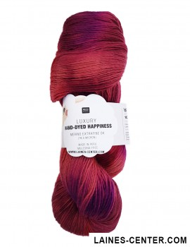 Luxury Hand-Dyed Happiness 007