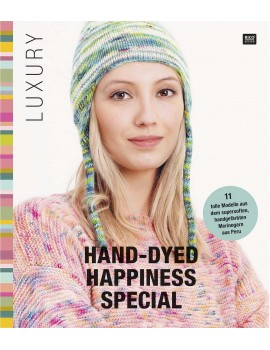 Catalogue Luxury Hand-Dyed Happiness Special - Page de couverture
