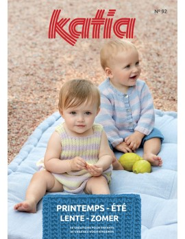 Catalogue Katia Layette 92