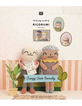 Catalogue Rico Design - Ricorumi Crazy Cute Family