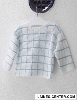 Modèle de Pull Fair Cotton