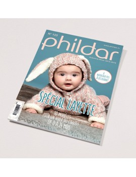 Phildar n°123: Layette