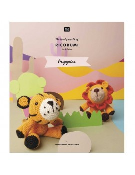 Catalogue Rico Design - Ricorumi PUPPIES