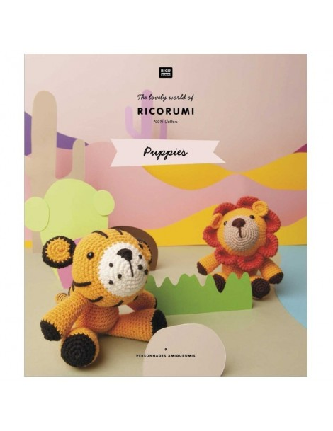 Catalogue Ricorumi PUPPIES